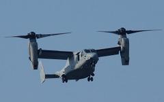 武田防衛副大臣、佐賀県知事にオスプレイの配備を要請…佐賀空港 画像
