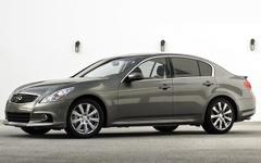 日産、新旧 スカイライン を米国で併売…「インフィニティQ40」に車名変更 画像