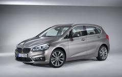 BMW 初の小型MPV、2シリーズ アクティブ ツアラー…主力市場は欧州と中国に 画像