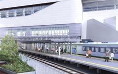 飯山線飯山駅、北陸新幹線との交差部に移転…11月9日 画像