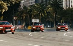 BMW 2シリーズ、5 台による華麗な「ドリフト・モブ」[動画] 画像