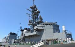 【ヨコスカサマーフェスタ14】海上自衛隊横須賀地方総監部の夏祭り開催…護衛艦はたかぜ、むらさめなど集結 画像