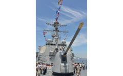 【ヨコスカフレンドシップデー14】米海軍イージス艦「フィッツジェラルド」を一般開放 画像