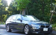 【BMW 3シリーズ 試乗】320dツーリング、ディーゼルは今や高性能の領域に…中村孝仁 画像