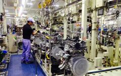 レクサス NX 用ターボエンジン、トヨタ九州が当面年10万基生産 画像