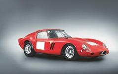 自動車オークション世界最高値で落札…フェラーリのクラシックカー、そのお値段は? 画像