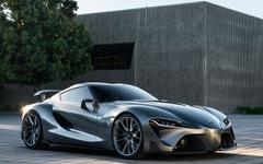 トヨタ の未来スポーツ、FT-1 にもう一つの新仕様…内外装をイメージチェンジ 画像