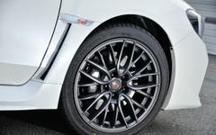 【スバル WRX S4/STI 新型発売】ダンロップ、SPORT MAXX RT などを新車装着 画像