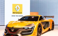 【モスクワモーターショー14】ルノースポール、「R.S.01」発表…NISMO製500hpエンジンは GT-R 譲り 画像
