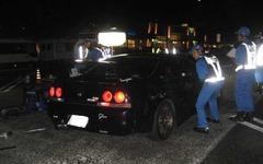 京葉道路・幕張PAで不正改造車検査、3台に整備命令書を交付 画像