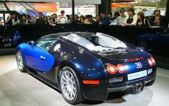 VW、1億円超のブガッティ発売 画像