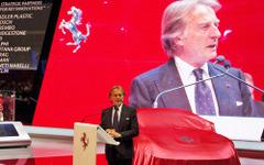 フェラーリのモンテゼーモロ会長、辞任へ…後任はフィアットのマルキオンネCEO 画像