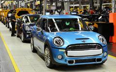 新世代 MINI、累計輸出200万台突破…200万台目は日本へ 画像