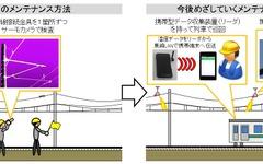 JR東日本、き電線に無線式温度センサー導入…来春から常磐線に 画像