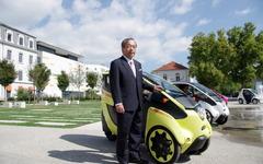 【トヨタ i-ROAD グルノーブル実証実験】超小型EVによるカーシェアプロジェクト、初の海外展開 画像