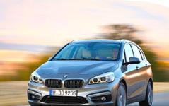 【BMW 2シリーズ アクティブツアラー 海外試乗】FF車とは思えぬ爽やかなステアフィール…松下宏 画像