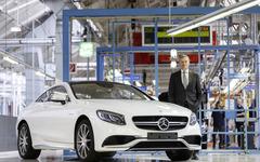 メルセデスベンツ、乗用車の生産体制をグローバル規模で再編へ 画像