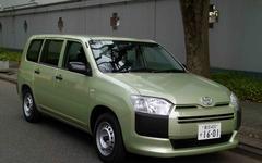 【トヨタ プロボックス  試乗】周到な改良、機能本位の運転席まわり…島崎七生人 画像
