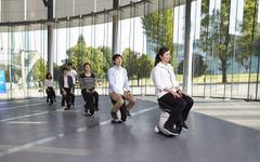 ホンダ、UNI-CUB β の乗車体験ツアーを日本科学未来館で開始 画像