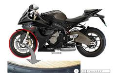 【リコール】BMW S1000RR など、タイヤ変形によるエア漏れのおそれ 画像
