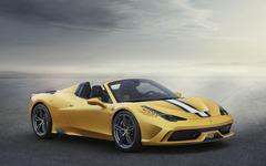 【パリモーターショー14】フェラーリ、458 スペチアーレ A 発表… 458 スパイダー に605hpの高性能版 画像
