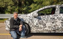 【デトロイトモーターショー15】GMのPHV、シボレー ボルト 次期型…開発プロトタイプ車を披露 画像