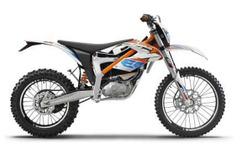 【インターモト14】KTM、電動バイク フリーライドE の公道モデルを世界初公開 画像