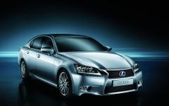 レクサス GS の頂点、「GS F 」の開発車両か…海外メディアがスクープ 画像