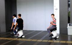 ホンダの次世代「一輪車」を体験できる空間が登場 日本科学未来館 画像