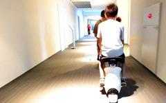 ホンダの次世代一輪車で、日本科学未来館を駆け回ってみた…UNI-CUB β 画像