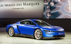 【パリモーターショー14】VW 究極のエコカーにドゥカティ製200psエンジン…XLスポーツ 画像