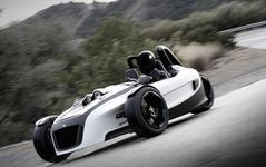 【ロサンゼルスモーターショー06】写真蔵…VW『GX3』3ホイーラー 画像