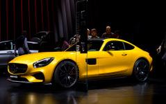 【パリモーターショー14】メルセデスベンツ AMG GT…V8ツインターボは最大510hp[詳細画像] 画像