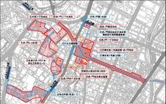 日比谷線新駅、オリンピックまでに使用開始…最終完成は2022年度 画像