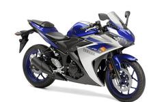 ヤマハ発動機、320ccエンジン搭載のスポーツモデル「YZF-R3」を北米市場に投入 画像
