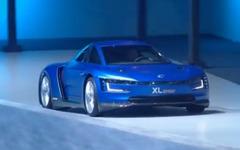VW XL1 にドゥカティ製エンジン、XLスポーツ…ワールドプレミアの瞬間[動画] 画像