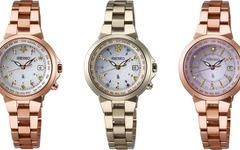ことりっぷ×セイコー ルキア、コラボ腕時計第2弾…秋冬モデル3点を発売 画像