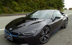 【BMW i8 試乗】あのエンジンサウンドも走りも「まさにBMW」…島崎七生人 画像