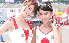 【サーキット美人2014】鈴鹿8耐編03『MuSASHi RT HARC-PRO レースクイーン』 画像