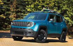 【SEMAショー14】ジープ の小型SUV、レネゲード …2種類のカスタマイズを提案 画像