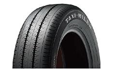 日本グッドイヤー、タクシー専用タイヤの新製品発売…耐摩耗性とウェット性能向上 画像