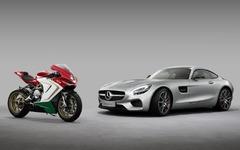 メルセデス-AMG、MVアグスタと資本提携…イタリア二輪と協力 画像