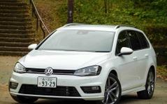 【VW ゴルフヴァリアント R-Line 試乗】フラットな走りと気負わないスマートさに好感…島崎七生人 画像