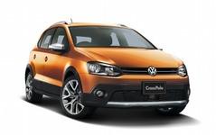 VW クロスポロ 新型発売…モデルチェンジした ポロ ベースに3代目へ 画像