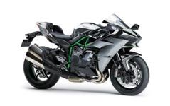 カワサキのスーパーバイク「NINJA H2 / H2R」、新車タイヤにブリヂストン バトラックス 採用 画像