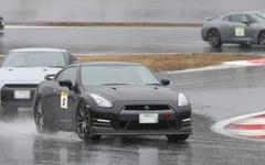 R35 GT-R ドライビングレッスン、講師は鈴木利男氏…12月2日 富士 画像