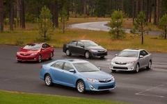米トヨタ、カムリ と アバロン をリコール…サスペンションに不具合 画像