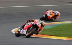 【MotoGP 最終戦】ホンダ マルケス、今季13勝目…年間最多勝利記録を樹立 画像