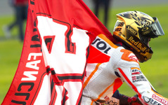 【MotoGP 最終戦】ホンダ マルケスが新記録を樹立し有終の美…スズキはリタイア[写真蔵] 画像