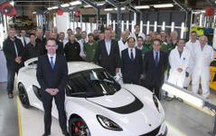 ロータス エキシージS 新型 、累計生産1000台…約2年で達成 画像